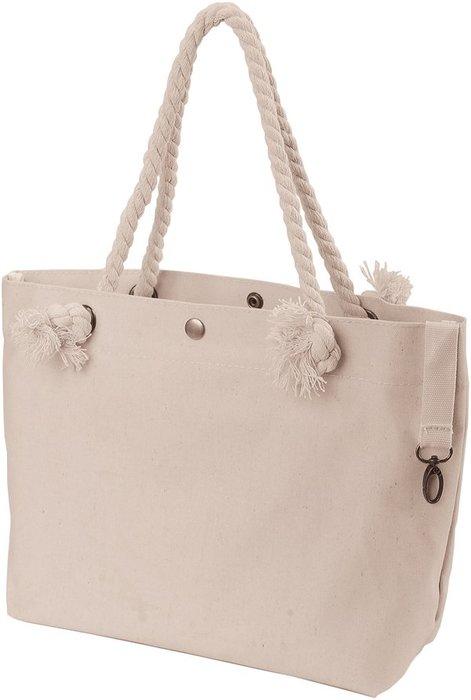 [防水購物袋]神戶防水棉繩袋