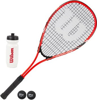 Wilson squash Starter set
