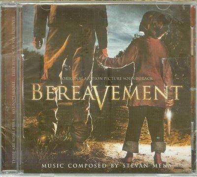 """""""喪親之痛(Bereavement)""""- Stevan Mena,全新美版,B79"""