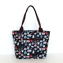 【YOGSBEAR】台灣製造 Y 可放A4 防水布 手提袋 環保袋 手提包 側背包 媽媽包 YG05