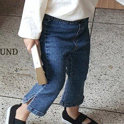 3~13 ♥褲子(深藍色) MERRY GO ROUND-2 21秋季 MGR210823-036『韓爸有衣韓國童裝』~預購