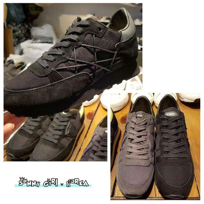正韓休閒鞋*Sunny Girl*韓國代購APIED黑色透氣運動鞋慢跑鞋 2019十二月新款 - [WH1433]