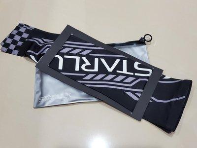 滿千或滿6件免運 好物分享 星宇航空 STARLUX   JX STYLE 袖套黑/白 M號  附收納夾鏈袋
