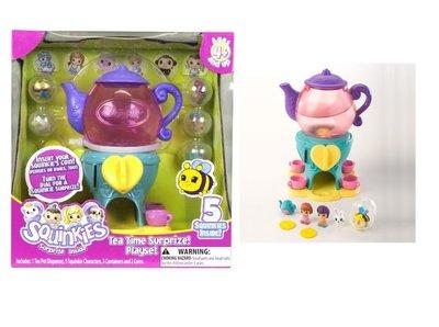 愛卡的玩具屋 ㊣專櫃正品風靡全球Squinkies TIME Tea 扭蛋機 款式2