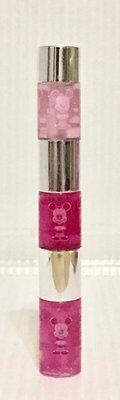 【流行彩妝館】日本迪士尼專賣店Disney【Gummy Candy米奇】口紅唇膏3合1款二全新品