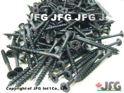 JFG 原木建材 *【五金、包裝材料】雙螺牙 十字螺絲 螺絲 墊圈 華司 木工 DIY 裝潢 家具 櫥櫃