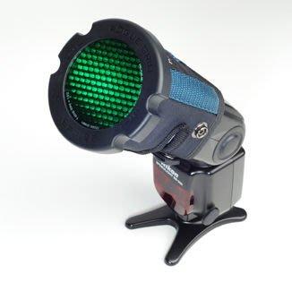 呈現攝影-Rogue 美國樂客 LF-4006 蜂巢式濾色片組 20色 色溫片+改色片 閃光燈 配合LF-4005 580EXII
