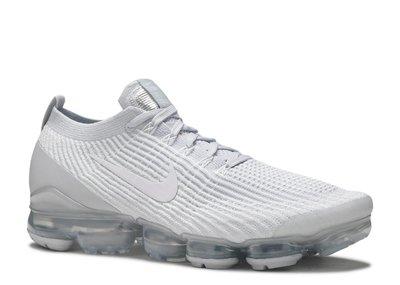 【紐約范特西】預購 Nike Air VaporMax Flyknit 3 White Pure Platinum