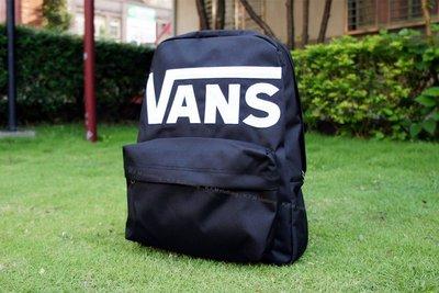 【 K.F.M 】VANS OLD SKOOL Backpack  後背包 黑/白