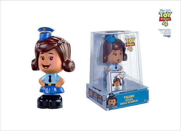 Artlife @ Pixar Giggle McDimples TALKING 玩具總動員4 變臉小女警