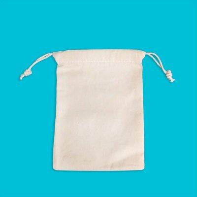 【ESHENG熱昇華轉印專家】幫你保管/ 棉布束口收納包(10個/包)