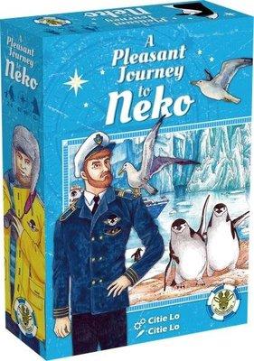 ☆快樂小屋☆【送PROMO卡】內科港 A Pleasant Journey to Neko 內附中規 台中桌遊