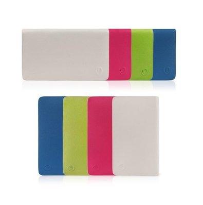 悠果YOGO 年華 New 3DS 夢想藍 手工真皮收納包 行動電源 行動充 耳機 收藏包 保護包【板橋魔力】