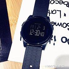 手錶男 潮流韓版簡約運動男女手錶時尚電子錶數字式防水夜光超薄學生手錶  igo  西城集市