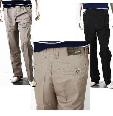 【肚子大】B837-休閒長褲-卡其褲/工作褲-類西裝褲-業務/面試