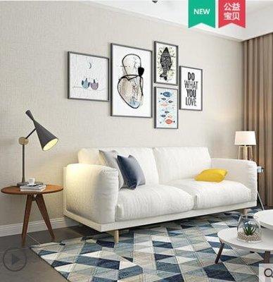 日式仿真亞麻純色素色防水壁紙 現代簡約客廳臥室酒店餐廳PVC墻紙~陶陶百貨