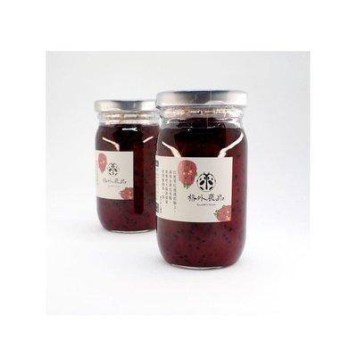 【挑剔嚴選】格外農品大紅紅龍果果茶醬Red Dragon Fruit Jam  260g x 1入