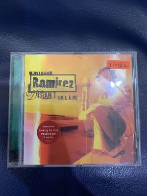 *還有唱片行*KAREN RAMIREZ / DISTANT DREAMS 二手 Y10582