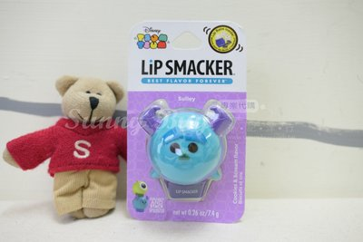 【Sunny Buy寶貝館】◎預購◎迪士尼 Tsum Tsum Lip Smacker護唇膏 怪獸電力公司 毛怪