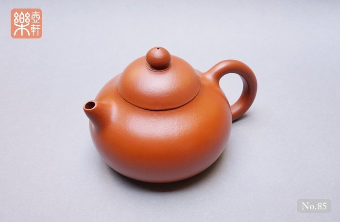 【85】早期名家壺 - 倒把西施,高級工藝美術師沈龍娣製,1980年代