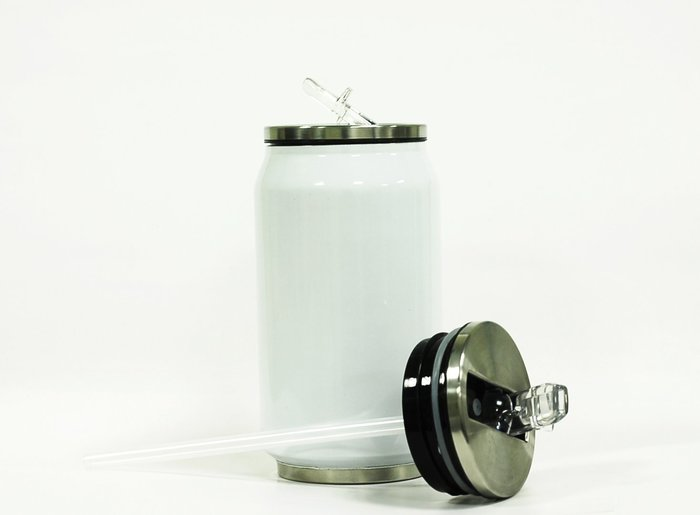 【轉印王-270ml可樂罐造型保溫瓶】 個性化商品  熱轉印 照片 婚禮小物 相片 馬克杯 吸水杯墊 隨手杯 紀念禮品