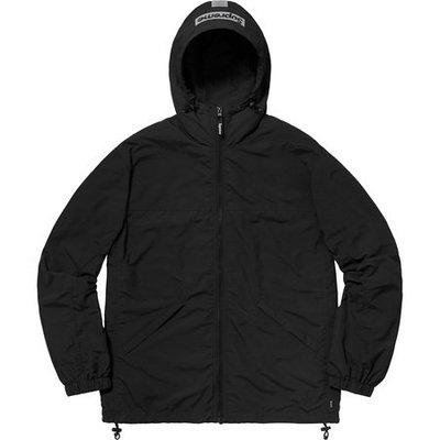 【日貨代購CITY】2018AW SUPREME 2-Tone Zip Up Jacket 連帽外套 反光 三色 現貨