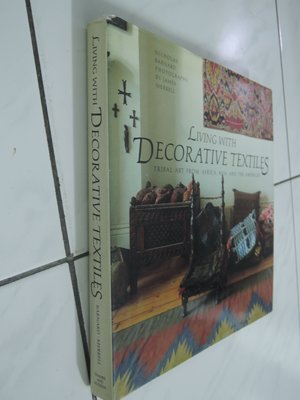 典藏乾坤&書---藝術設計-----living with decorative textiles U