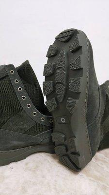 國軍專用全新麂皮鞋 / 戰鬥靴 / 軍靴 / 大頭皮鞋 /生存遊戲必備裝備