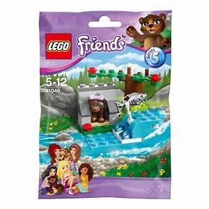 痞哥毛 LEGO 樂高 41046 Friends系列 棕熊的河流 全新未拆