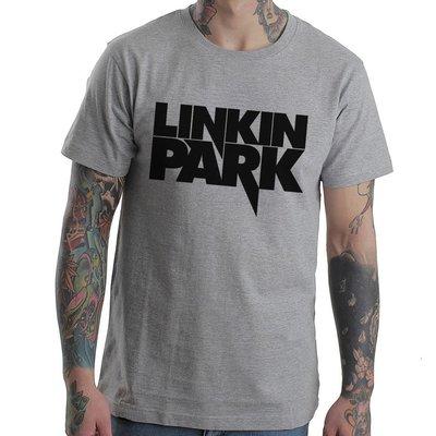 Linkin Park Logo 短袖T恤 2色 聯合公園 rock rap metal 搖滾 金屬