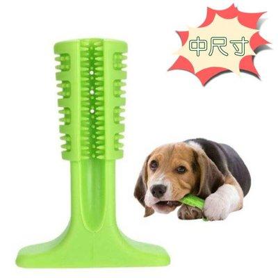 [愛雜貨]中型犬-狗狗磨牙棒 寵物神器 刷牙 護齒  潔牙棒 橡膠 寵物玩具 耐咬 大型犬 中型犬 小型犬
