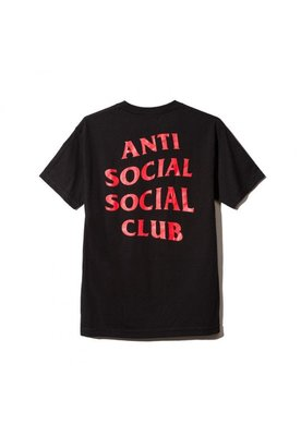 【日貨代購CITY】2017SS Anti Social Social Club CHINA FLAG 短T 中國 現貨