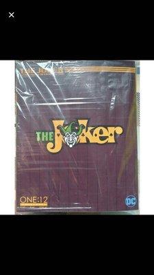 Mezco one 12 joker