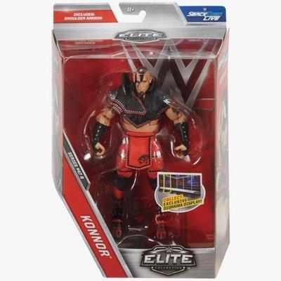 ☆阿Su倉庫☆WWE摔角 Konnor Elite 47.5 Figure Ascension精華版人偶附戰衣 熱賣中