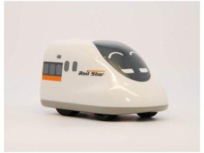 TRAIL 鐵支路 Q版迴力車 日本新幹線 RAIL STAR (QV037)