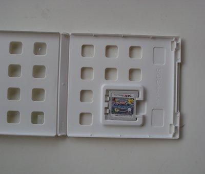 3DS 超級神奇寶貝亂戰 日版 裸卡