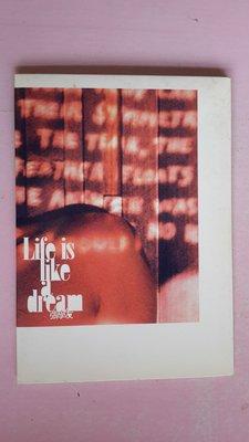【鳳姐嚴選二手唱片】 張學友 首張全創作 2004年全心粵語專輯 LIFE IS LIKE DREAM 紙品包裝