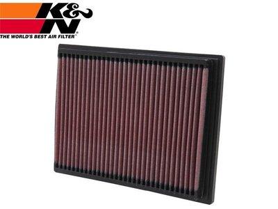 【Power Parts】K&N 高流量原廠交換型空氣濾芯 33-2170 LEXUS IS300 GS300