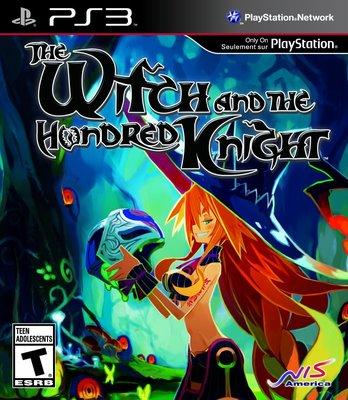 全新未拆 PS3 魔女與百騎兵(含初回音樂CD特典) -英日文美版- The Witch and The Hundred