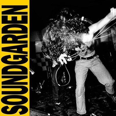 ##重金屬 全新CD Soundgarden – Louder Than Love [1989]