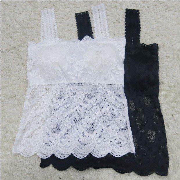 創意夏季服飾 蕾絲衫  T恤夏季女士韓版打底衫百搭短款小背心大碼內搭上衣抹胸薄款蕾絲吊帶