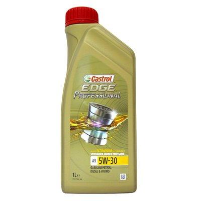 【易油網】CASTROL EDGE A5 5W30 ford913c 全合成機油 柴油車5W-30