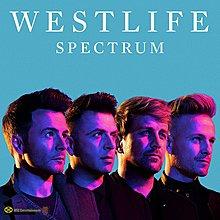 Westlife 西城男孩 Spectrum CD 2019 (包郵)