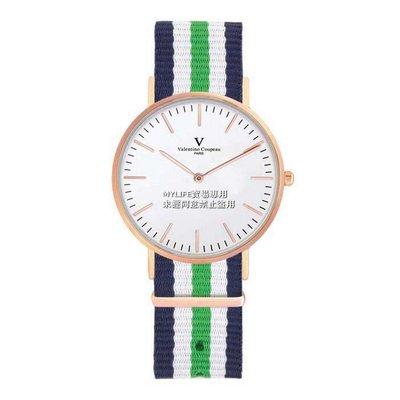 20239 61349-2 漾情青春手錶手表日本原裝機芯范倫鐵諾古柏 Valentino Coupeau