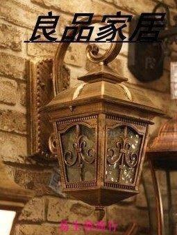 【易生發商行】新品高檔戶外燈古銅色復古...