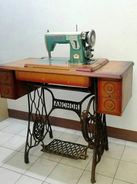 阿嬤的老裁縫車
