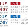 TECO東元「MS28IH-BV/MA28IH-BV」雅適變頻雲端 冷暖變頻一對一分離式冷氣【含標準安裝】