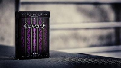 [MAGIC 999]衝評價~詭計牌 Artifice Playing Cards Purple V2 紫色