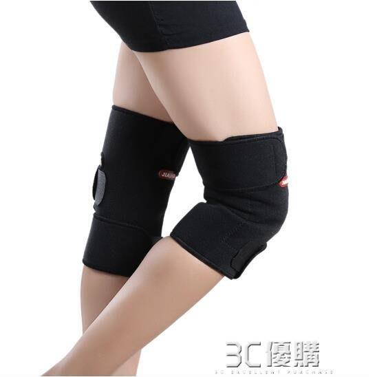 佳禾護膝保暖男女士膝蓋關節老寒腿炎夏天運動自發熱夏季薄款護膝