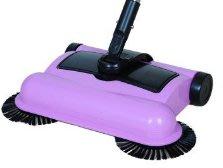 E115歡樂購 !懶人免彎腰手推式掃地機 掃地機器 拖地掃地機器人 環保免插電可旋轉神器